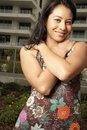 Free Beautiful Young Woman Posing Stock Image - 8568411