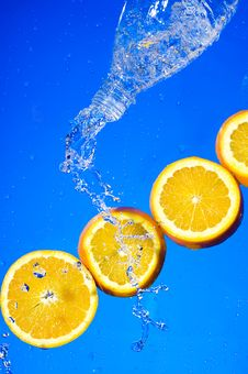 Free Orange Stock Image - 8560281