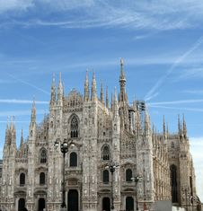 Free Piazza Duomo Stock Images - 8560504