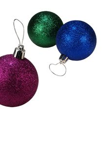 Free Christmas Ornaments Royalty Free Stock Photography - 8561107