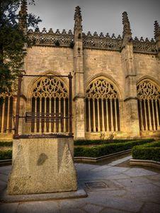Free Segovia S Cathedral, Spain Stock Photo - 8561290
