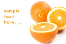Free Fresh Oranges Stock Photos - 8561823