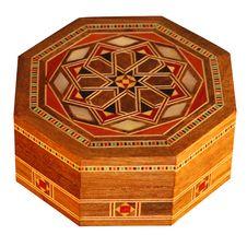 Free The Arabian Box Stock Images - 8561954