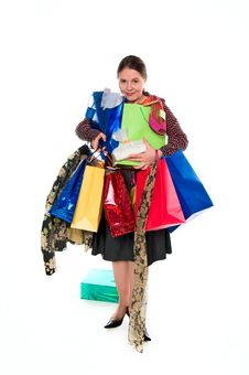 Free Shopping Royalty Free Stock Photography - 8561977