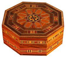 Free The Arabian Box Royalty Free Stock Photography - 8562047