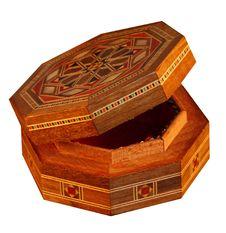 Free The Arabian Box Stock Images - 8562294