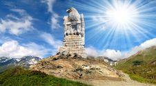 Free Simplonpass-Switzerland-Europe Stock Photos - 8563313