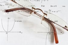 Free Education Maths Stock Photo - 8563740