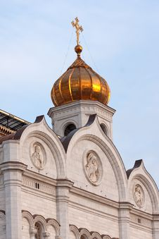 Free Cathedral Of Christ The Savior Stock Photo - 8563980