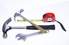 Free Tools Stock Image - 8564681
