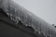 Free Diagonal Icicles Stock Images - 8566274