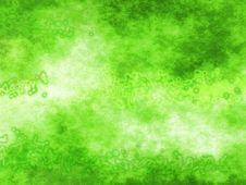 Free Green  Grunge Stock Image - 8566401