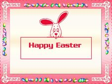 Free Happy Easter Stock Photography - 8567172