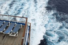 Free Ocean And Deck Chairs Stock Photo - 8567790