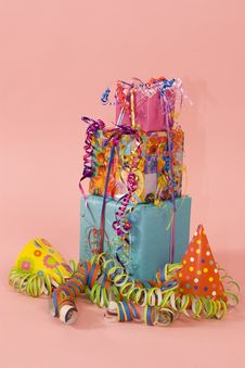 Free Stock Of Colorfull Presents Stock Images - 8567814