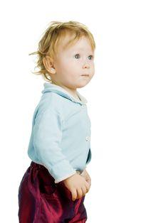 Free Naive Kid Royalty Free Stock Images - 8568679