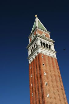 Free Campanile Tower Royalty Free Stock Images - 8568909