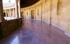 Free Palace Corridor Stock Photography - 8569792