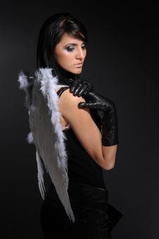 Free Not An Angel Stock Photos - 8569903