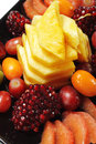 Free Fruit Plate Royalty Free Stock Photo - 8572285