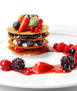Free Berries Dessert Stock Photography - 8572302
