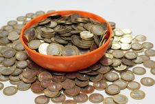 Free Coins Stock Images - 8570334