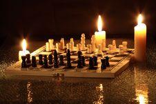 Free Night Chess Stock Photos - 8570643