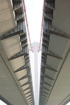 Free The Bridge Bottom Stock Photos - 8571183