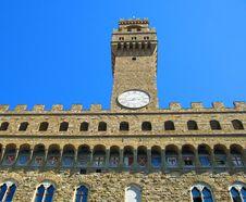 Free Palazzo Vecchio Royalty Free Stock Image - 8571216
