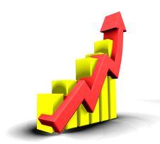 Free Statistics Graphic Stock Photo - 8571830