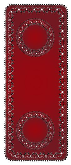 Ottoman Design Royalty Free Stock Images
