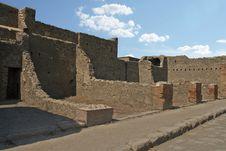 Free Pompei Stock Images - 8572034