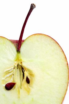 Free Apple Close-up Stock Photo - 8572170