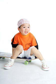 Free Skateboard Boy Stock Photos - 8572963