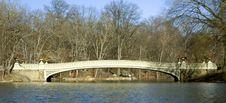Free Bow Bridge Royalty Free Stock Images - 8573139
