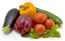 Free Vegetables Stock Photo - 8573420