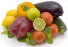 Free Vegetables Still-life Stock Photos - 8573423