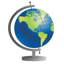 Globe Of The World Stock Photos