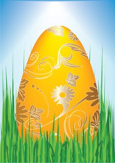 Free Easter Background Stock Photography - 8573522