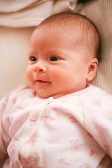 Free Adorable Baby Royalty Free Stock Photography - 8573677