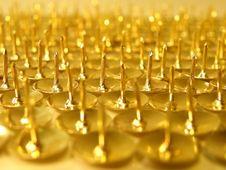 Free Many Pins Royalty Free Stock Photo - 8573925