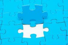 Free Puzzle Stock Image - 8574711