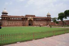 Free Diwan -e-kahs At Agra Fort Stock Image - 8575961