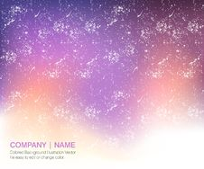 Effective Colored Background Royalty Free Stock Images