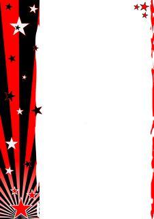 Free Grunge Star Background Stock Image - 8576571