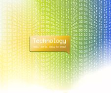 Free Technology Background Royalty Free Stock Image - 8576886