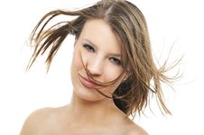 Free Portrait Of Beautiful Girl Stock Images - 8577484