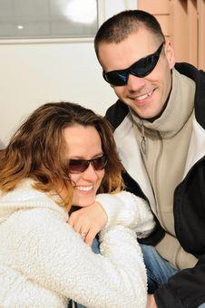 Free Happy Couple Stock Photo - 8578250