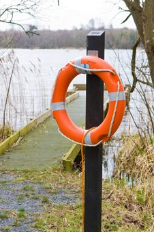 Free Life Buoy Royalty Free Stock Photography - 8578497