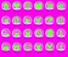 Free Icons Stock Photos - 8578803